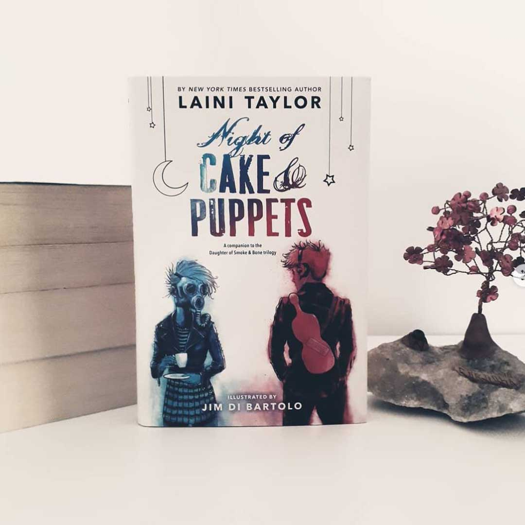 Night of Cake and Puppets Laini Taylor