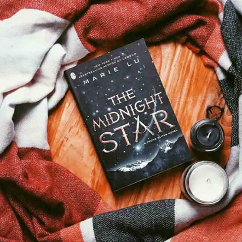 The Midnight Star Book Cover