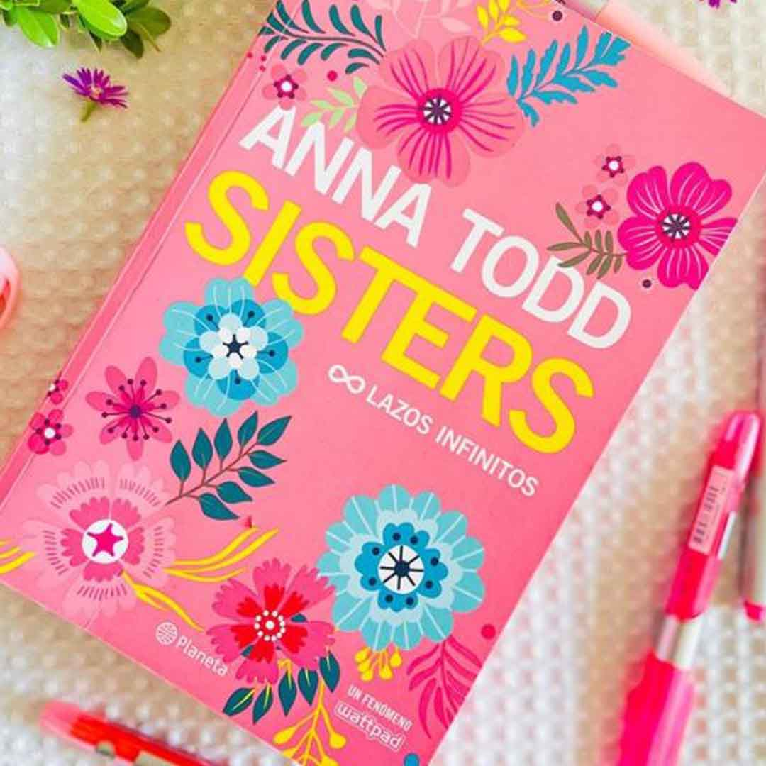 Sisters Anna Todd Book Cover
